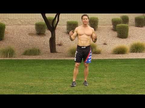 Men's Fitness Videos: Full Bodyweight Circuit Workout