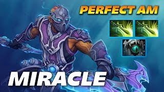 Miracle Perfect Anti Mage - Dota 2 Pro Gameplay