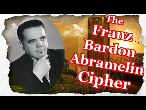Franz Bardon  Abramelin Cipher