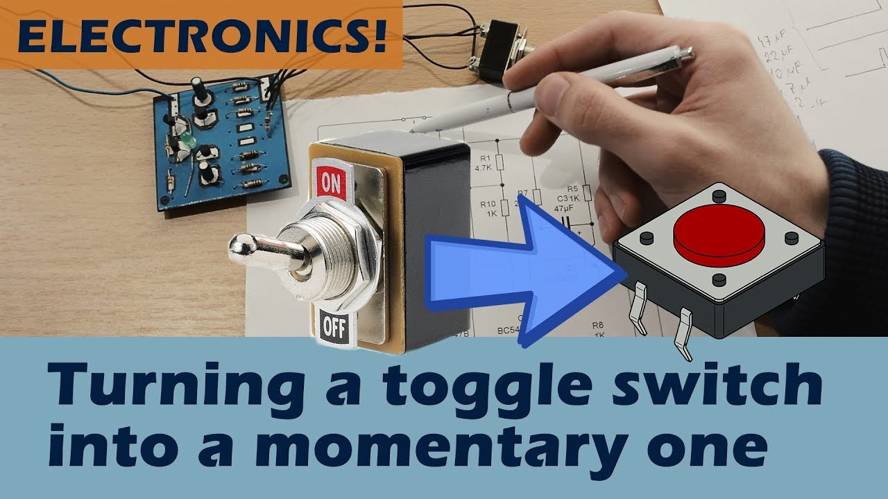 How to: have MANY toggle switches on JUST 1 pin of the Arduino - YouTube
