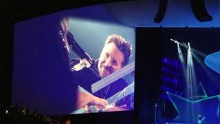 1.26.19 ENIGMA - Lady Gaga brings Bradley Cooper on stage to sing!! 😍😭😍😭
