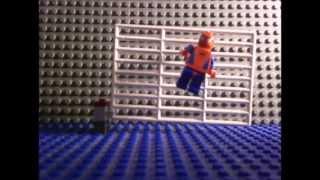 Lego Spider Man vs. Green Goblin