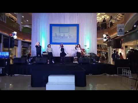 DANCE FROM UDINUS (CRAZY 4 MINUTE + ME TOO MEGHAN TRAINOR)