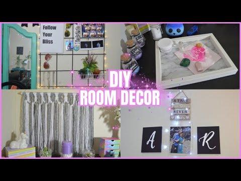 DIY — 4 Room Decor Ideas Recreated