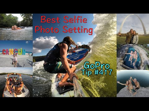 Best Selfie Photo Setting