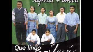 ministireo de alabanza la sagrada familia