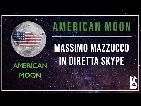 American Moon - Massimo Mazzucco (in diretta skype)