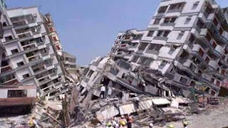 Powerful 6.4 Major EARTHQUAKE shake JAPAN - South East TOKYO
