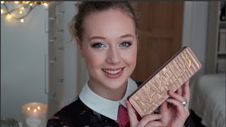 3 Advent | Vinter-Inspireret Makeup & Naked 3 Giveaway! LUKKET Thumbnail