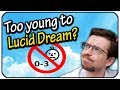 What Age Should You Start Lucid Dreaming?