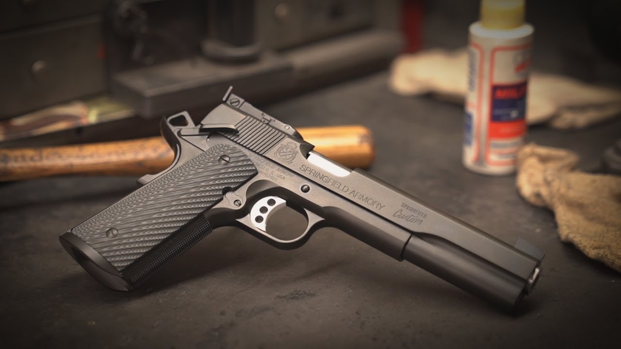 Best Custom Handguns | Buy Customized XD® & 1911 Pistols