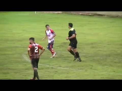 "Torneo Federal ""C"" 2018: Estudiantes 2 vs Atletico Central de Quitilipi 1."