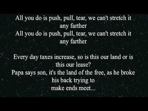 Allen Stone- Unaware lyrics