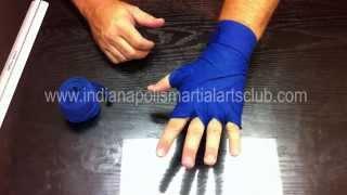Proper Hand Wrap