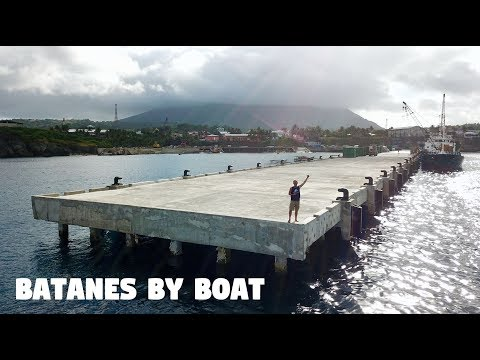 CARGO BOAT TO BATANES | FILIPINOS MADE MY DREAM COME TRUE