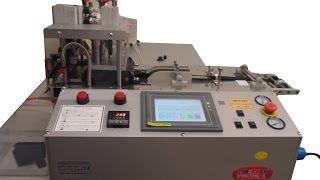 Jm-150HX Angle edge industrial cutting & hole device machine
