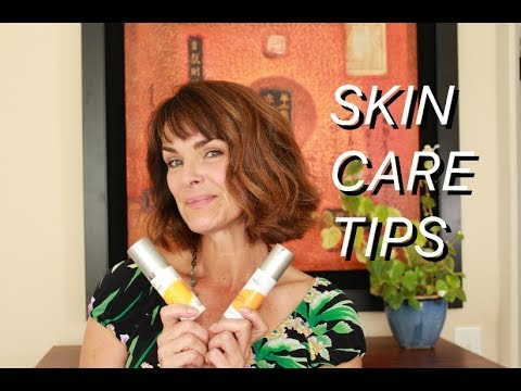 Skin care for women over 40! Tips and tricks from the Beauty Shaman