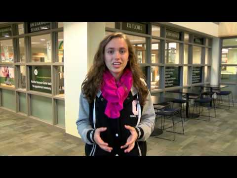 SUNY Oswego campus tour highlights