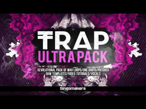 Trap Ultra Pack (Samples on Loopmasters)