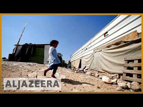 🇮🇱 🇵🇸 Israeli court rules to demolish Khan al-Ahmar village | Al Jazeera English
