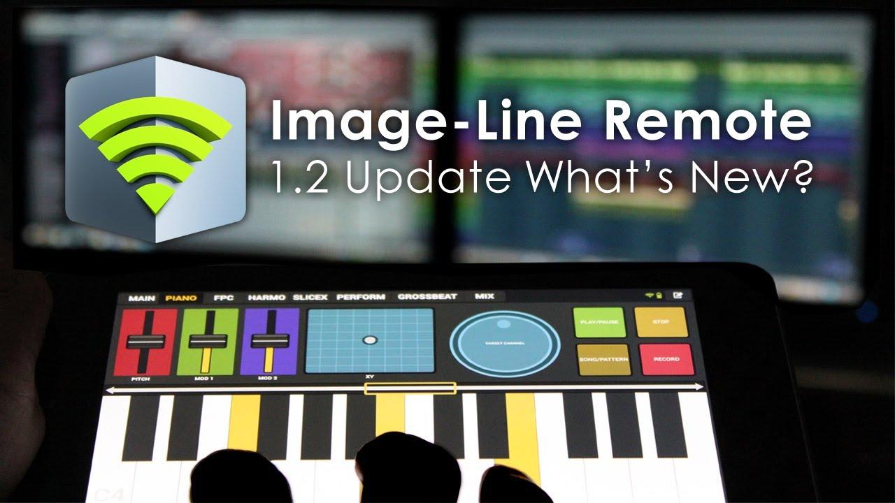News - IL Remote, Image-Line Remote, MIDI, FL Studio, App