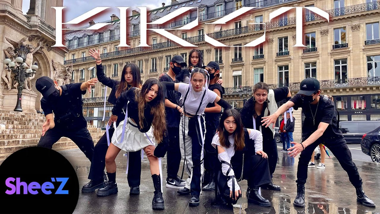 [KPOP IN PUBLIC/PARIS] EVERGLOW (에버글로우) - FIRST Dance Cover
