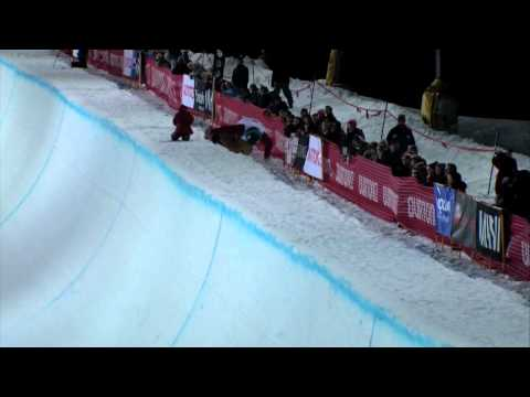 TTR Tricks - Janne Korpi snowboarding tricks at CANO