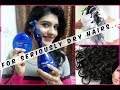 BBLUNT Intense Moisture Shampoo & Conditioner Review - Hair Products for Dry Frizzy Damaged Hair