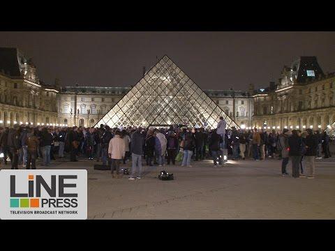 Nouvelle mobilisation des policiers dans la capitale / Paris - France 01 novembre 2016