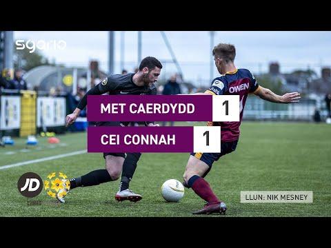 Cardiff Metropolitan Connahs Q. Goals And Highlights