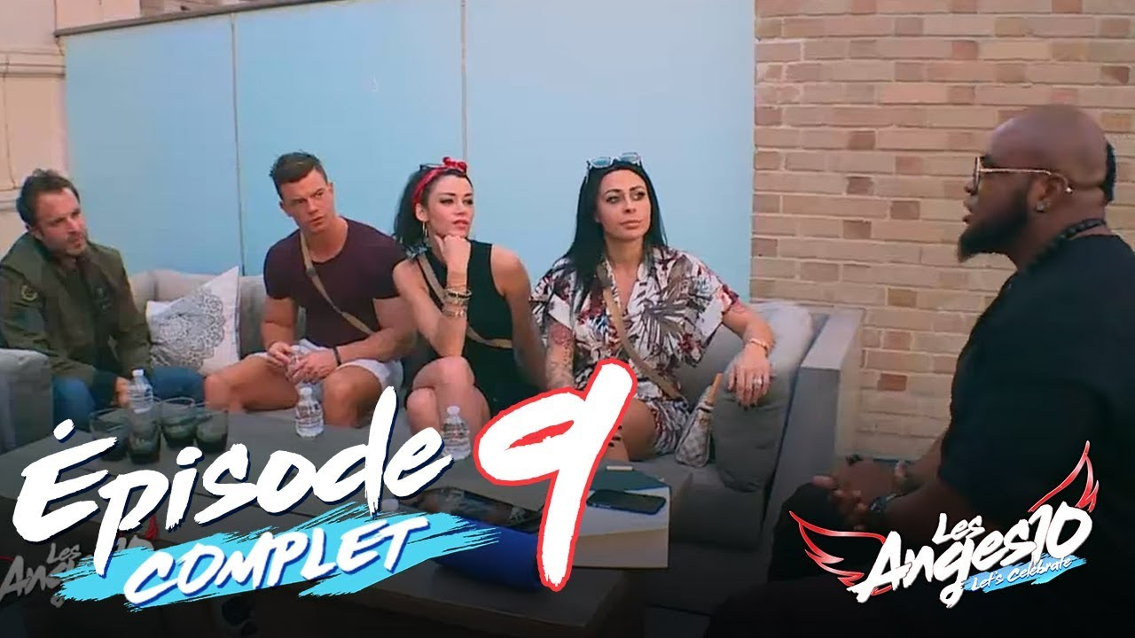 Les Anges 10 Replay Entier - Episode 9  Are You A Sexy -8256