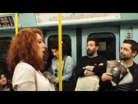 La Traviata - Flashmob (Metropolitana di Milano)