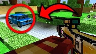only 1 of pg3d players know this glitch pixel gun 3d out of map glitch