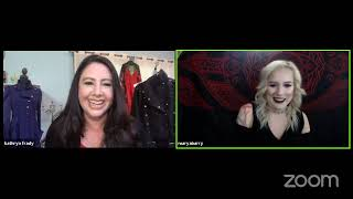 Behind The Scenes of Tosca with Kathryn Frady & Marya Barry