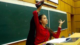 видео: Обычный день студентки МГИМО