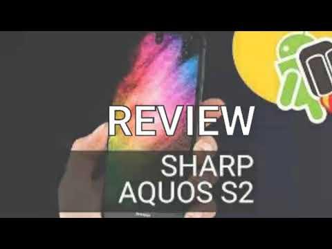 Spec and review sharp aqous S2
