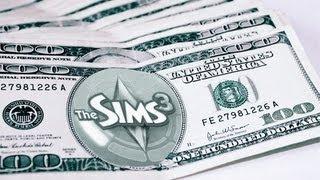 Интригующий факт! Sims 3 как заработать деньги!