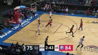 Alfonzo McKinnie Posts 23 points & 12 rebounds vs. Agua Caliente Clippers