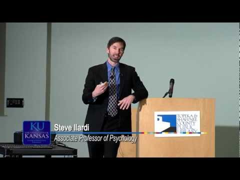 Stephen Ilardi: Therapeutic Lifestyle Change for Depression