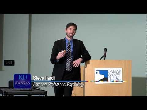 Stephen Ilardi: Therapeutic Lifestyle Change For Depression