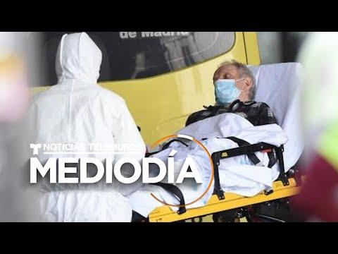 España ya superó a Italia en número de contagios por coronavirus | Noticias Telemundo
