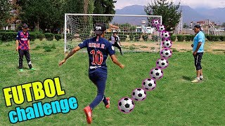 PENALTIS CHALLENGE ¡Retos de fútbol épicos!