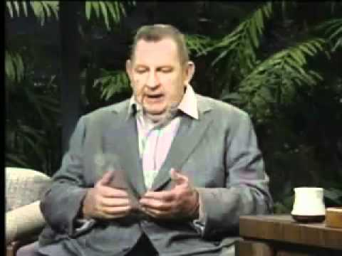 Art Donovan on The Tonight Show