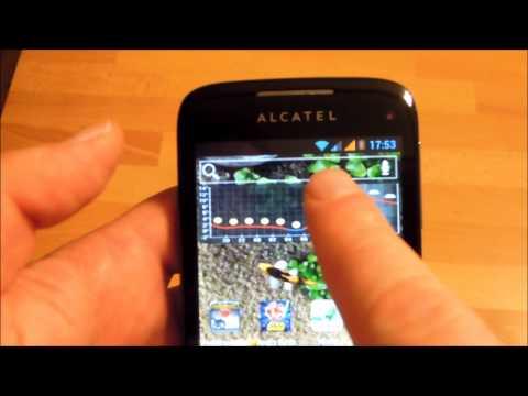 Alcatel One Touch 997D Ultra - ausführlicher Testbericht - www.technoviel.de