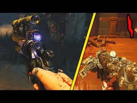 ULTIMATE GUIDE TO DEAD OF THE NIGHT: Round 1 Power/Shield, All Upgrades & Buildables (Black Ops 4)