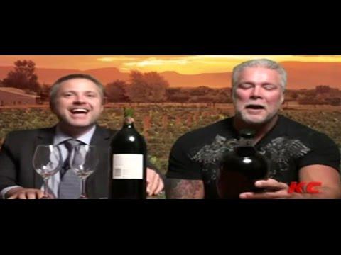 Kevin Nash LOVES Wine - Nash The Wine Connoisseur?