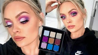 SHANE DAWSON X JEFFREE STAR MINI CONTROVERSY PALETTE MAKEUP TUTORIAL! - First Impression + Review