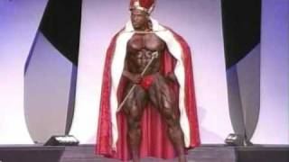 Ronnie Coleman at Mr. Olympia 2005