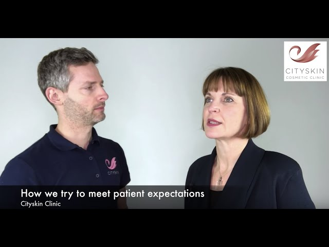 Understanding patient expectations with cosmetic treatments | Katy Wallace | Dr Brown