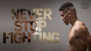 NEVER STOP FIGHTING  Paulinho – From A Torn Cruciate Ligament To The Comeback  A Documentary